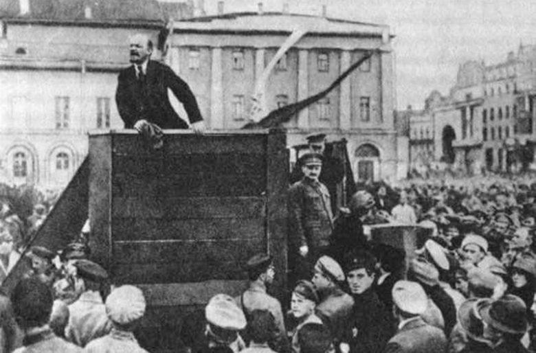 La Revolución bolchevique, una insurrección actual