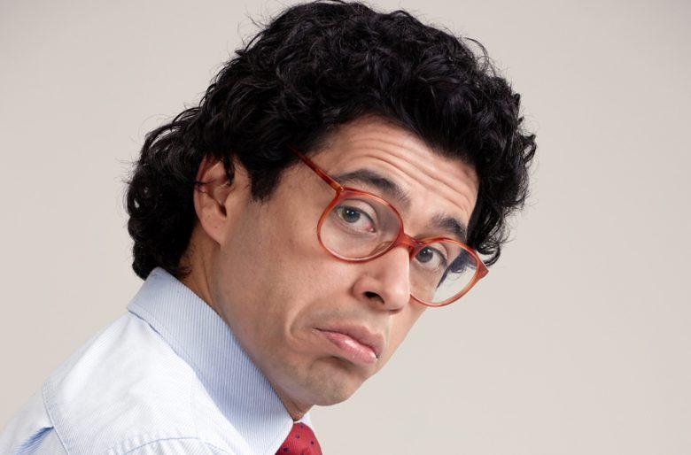 El actor que hace de Jaime Garzón se burla del rating de la novela