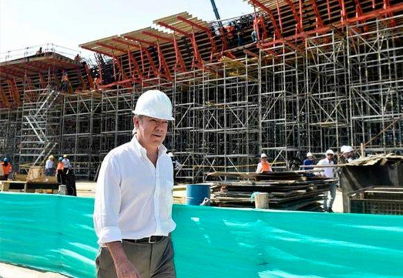 Santos no alcanzará a entregar el nuevo puente Pumarejo