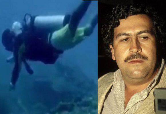 El submarino con el que Pablo Escobar invadió de cocaina Estados Unidos
