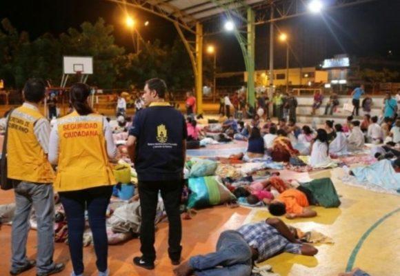 Presidente Santos, salve a los venezolanos de la furia cucuteña