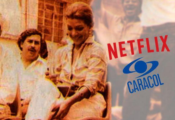 La furia de Virginia Vallejo contra Caracol y Netflix