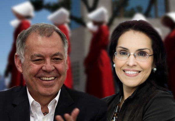 Gilead, la tierra prometida de Ordóñez y Morales