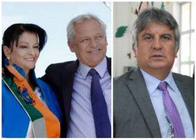 Los dos jefes de la alcaldesa de La Calera