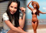 Catalina, la grande de Sin tetas no hay paraíso, famosa en Miami y no en Colombia