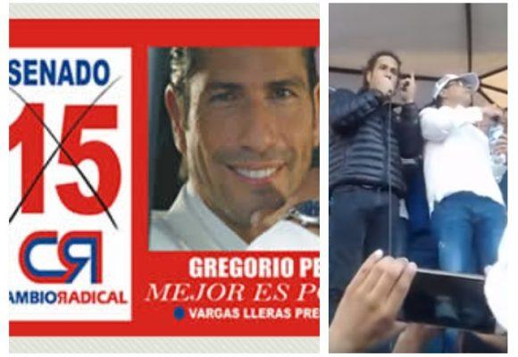 Gregorio Pernía: de Vargasllerista a acérrimo seguidor de Petro