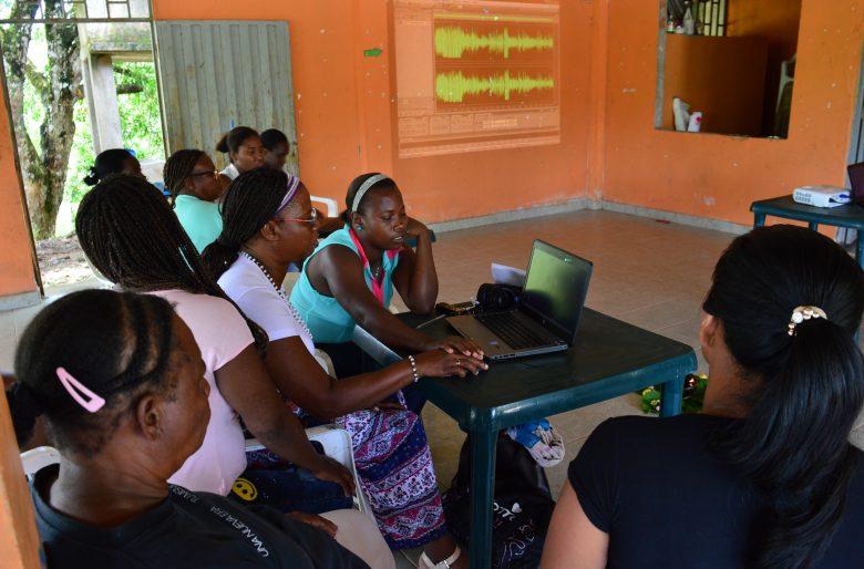 Reporteras para narrar la paz, una iniciativa en Putumayo
