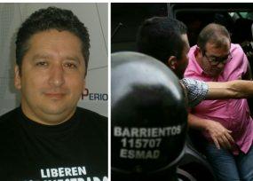"""""""No los vamos a agredir, pero no van a tener tranquilidad"""", le advierte Herbin Hoyos a Timochenko"""