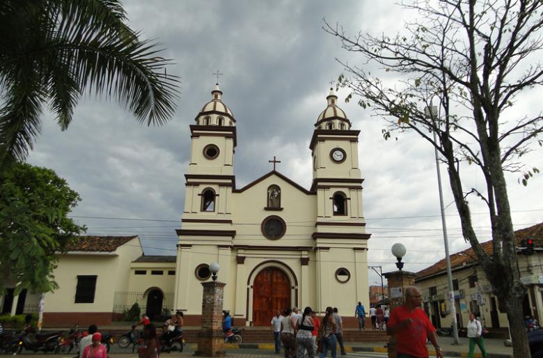 Santander de Quilichao, un pueblo fantasma