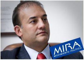 El Movimiento MIRA no pedirá la indemnización económica por sus 3 curules