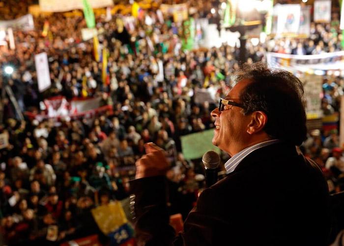 Gustavo Petro y su revolución política
