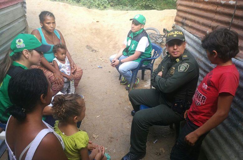 Temor por intento de robo de niños en Granada, Meta