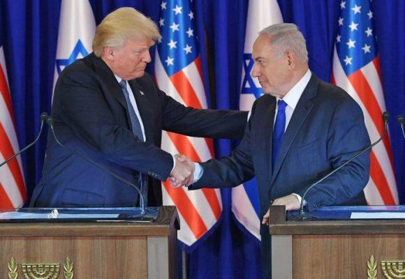 Trump e Israel