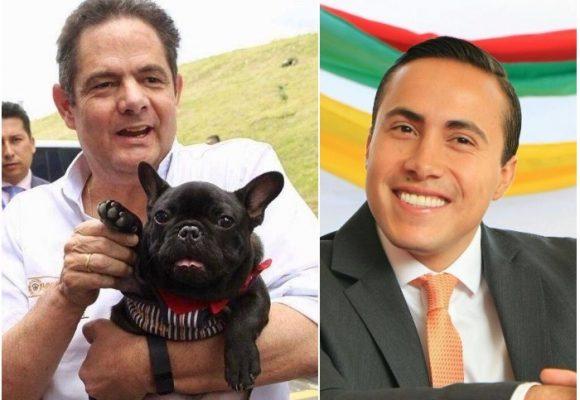 El desprecio de Vargas Lleras al hijo de Hugo Aguilar, el hombre duro de Santander