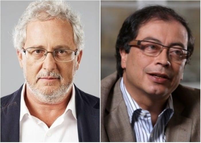 Héctor Abad Faciolince y su salida en falso contra Gustavo Petro