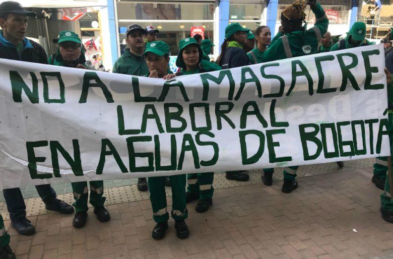 Paro de Aguas Bogotá: ¿primó el interés de los políticos a costa del de los trabajadores?