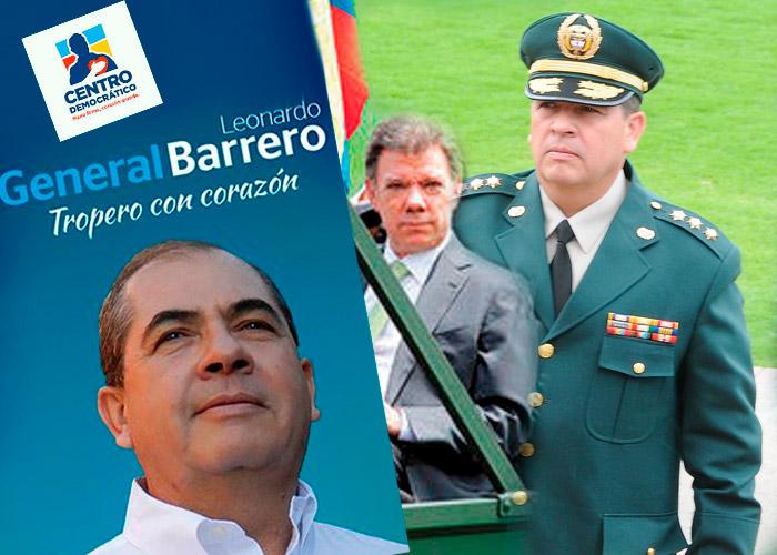 El general que Uribe quiere que llegue al Senado