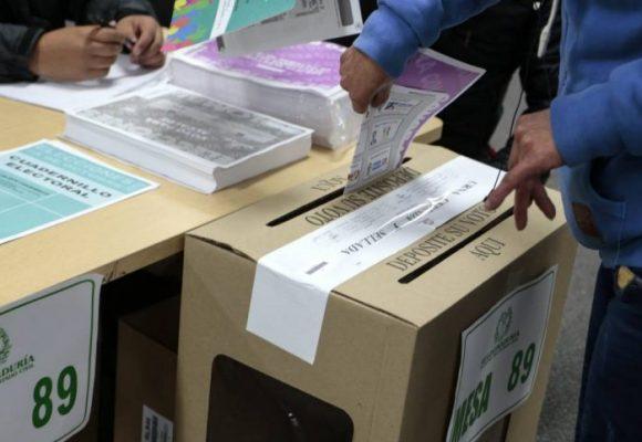 ¿Votar es democracia?