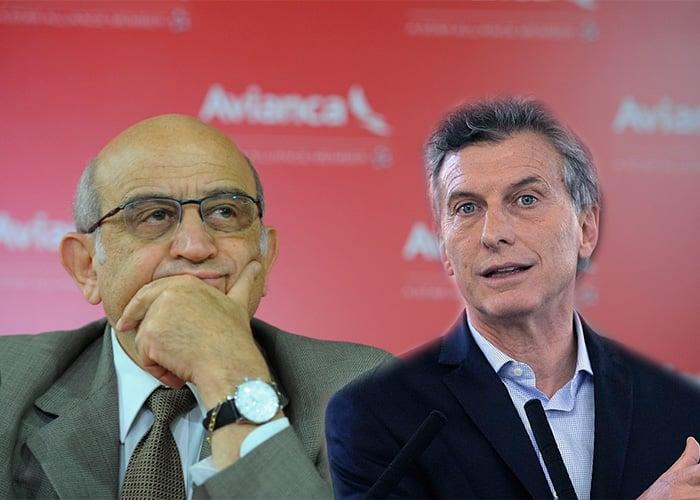 En enredos Efromovich, el presidente argentino y su familia por la aereolínea MacAir