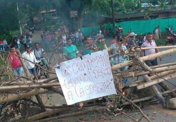 El triunfo agridulce de un pueblo del Cauca ante la empresa electrificadora