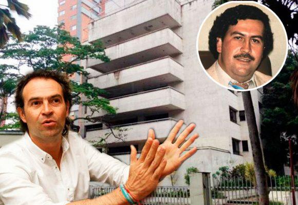 El edificio Mónaco, de Pablo Escobar, se va al suelo