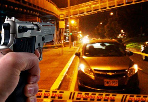 Mario Muñoz, el escolta que salvó a una mujer en Bogotá y que está a punto de convertirse en asesino
