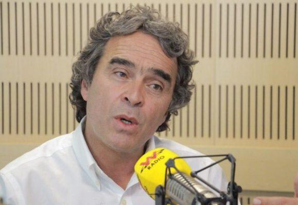 Cansado, triste y contento: Sergio Fajardo y su voto en blanco