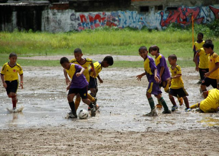 ¿Está bien estructurado el fútbol de base en Colombia?