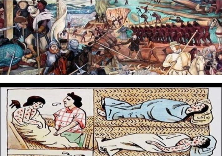 ¿Por qué murieron nuestros indígenas durante la conquista española?