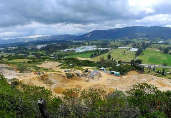 Cogua, en defensa del agua y del territorio