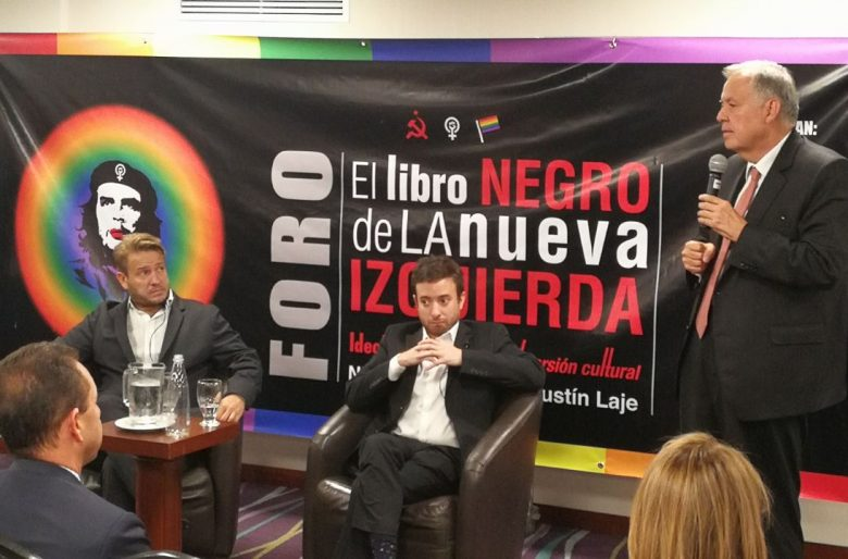 Ordóñez reafirma su lucha contra la ideología de género