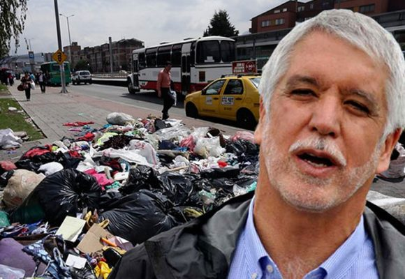 Basuras y otros males, ¿alcalde dónde está?