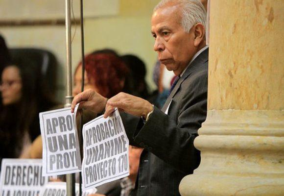 Los pensionados le piden justicia a la Corte Constitucional