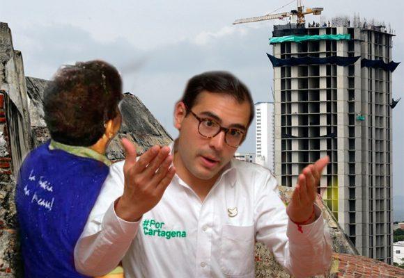 La valiente Inspectora de Policía que el alcalde de Cartagena, Sergio Londoño, frenó