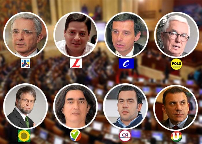 ¿Con cuántos votos arrancan los cabeza de lista al Senado?