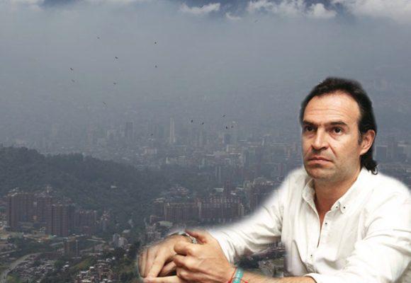 La lucha de Medellín contra la contaminación del aire