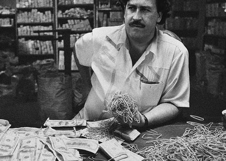 Las excentricidades de Pablo Escobar en los años 80
