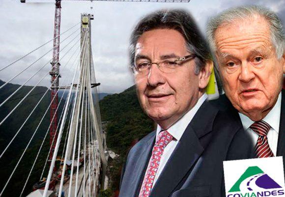 Néstor H. Martínez, como abogado, le ahorró millones a Coviandes, empresa a la que se le cayó el puente de Chirajara
