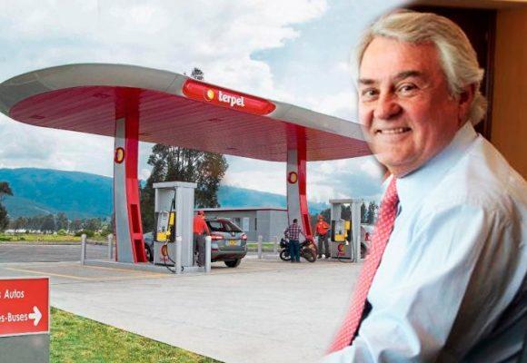 ¿Quién es el dueño de la gasolina que le pone a su carro?
