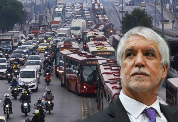 Trancones de Bogotá en el top 10 mundial