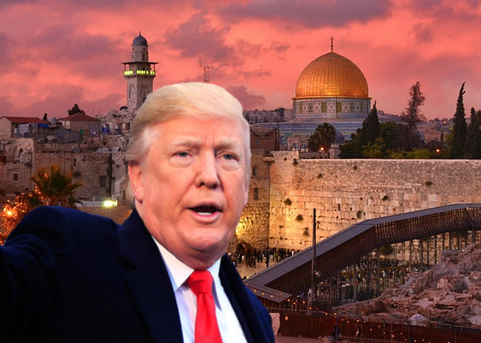 "Jerusalén, la ""capital elegida"" por Trump"