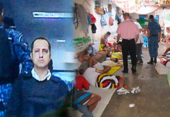 """""""Bienvenido a morir en el infierno"""": así reciben a Uribe Noguera en la cárcel de Valledupar"""