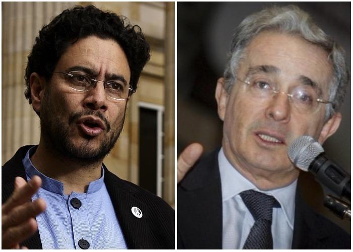 Sobre vegetarianos, Uribe y Cepeda