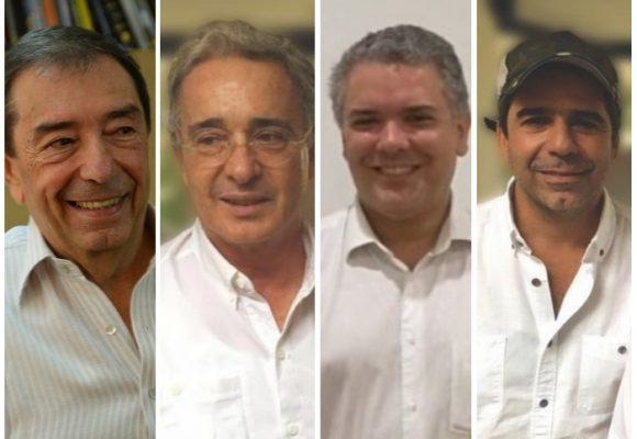 La reunión de los Char con Uribe y Duque que cambia el panorama electoral