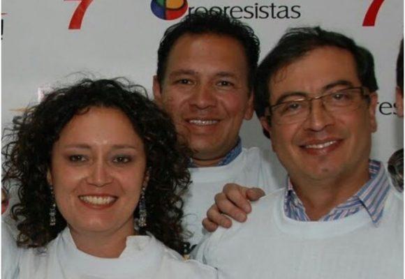 Angélica Lozano, la novia de Claudia López, ya olvidó que fue petrista a morir