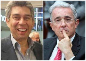 Coronell le gana pelea a Uribe