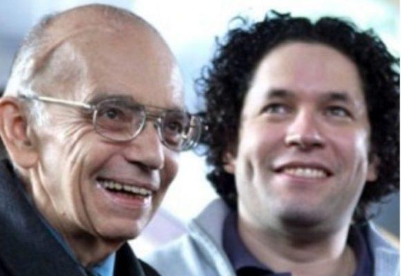 Gustavo Dudamel y su regreso a Bogotá con la Filarmónica de Vienna