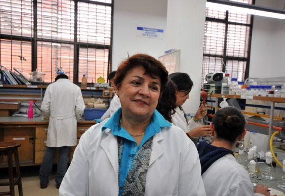 Diez minutos fueron suficientes para Dolly Montoya lograr la rectoría de la Nacional