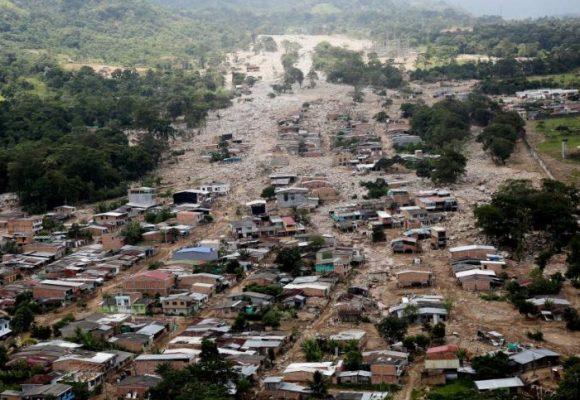 La política del cambio climático en Colombia: reactiva y paliativa