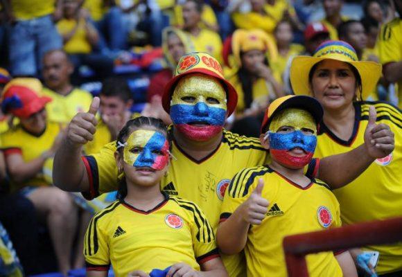 El desplante de la selección Colombia con los hinchas en París